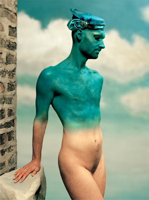 Magie Noire [After Magritte], 2012